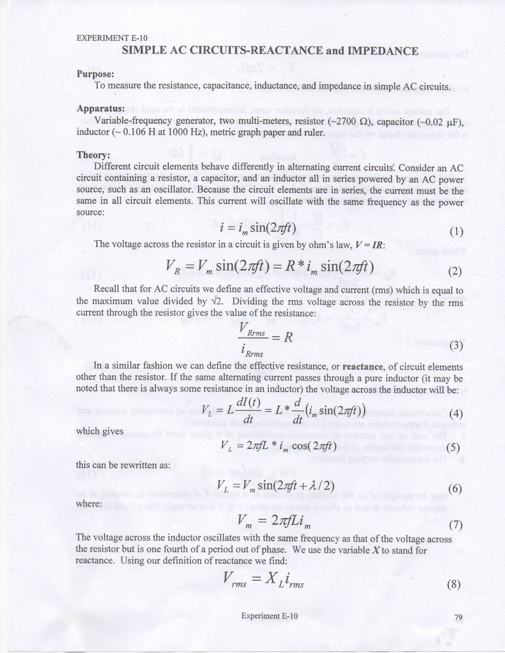 Curriculum vitae spanish translation